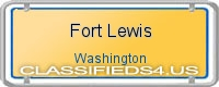 Fort Lewis board